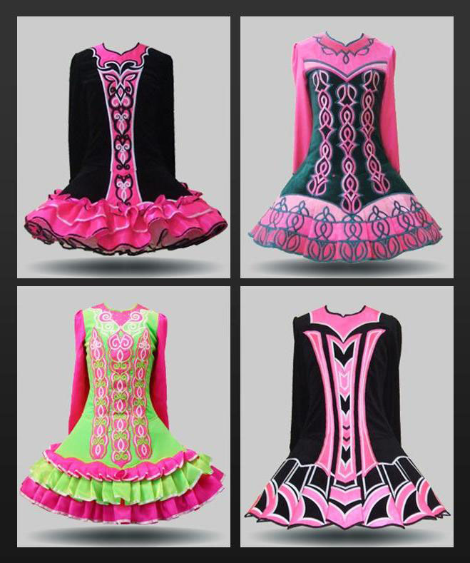 Wintercollection09cropped elevation design irish dancing for Elevation dress designs