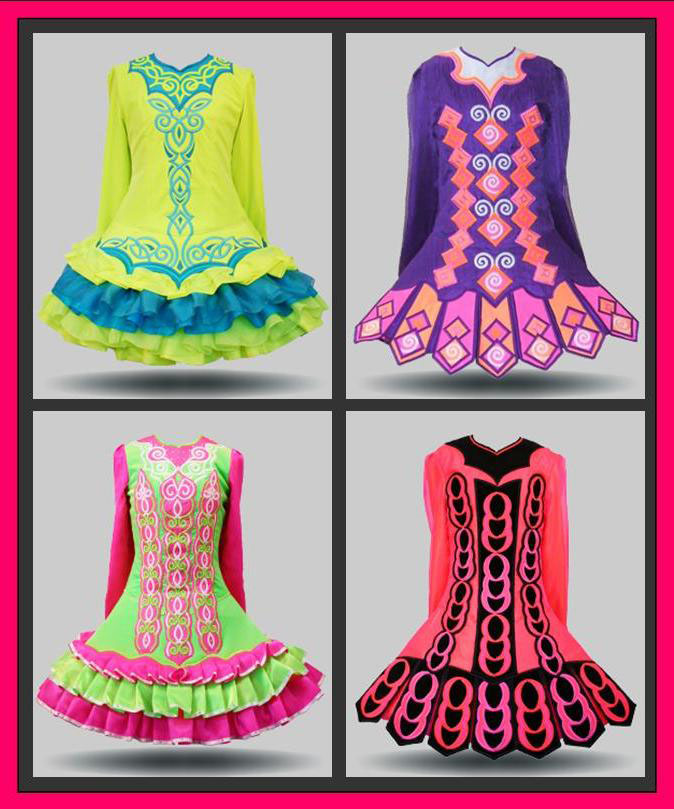 Click here to view more elevation design irish dancing for Elevation dress designs