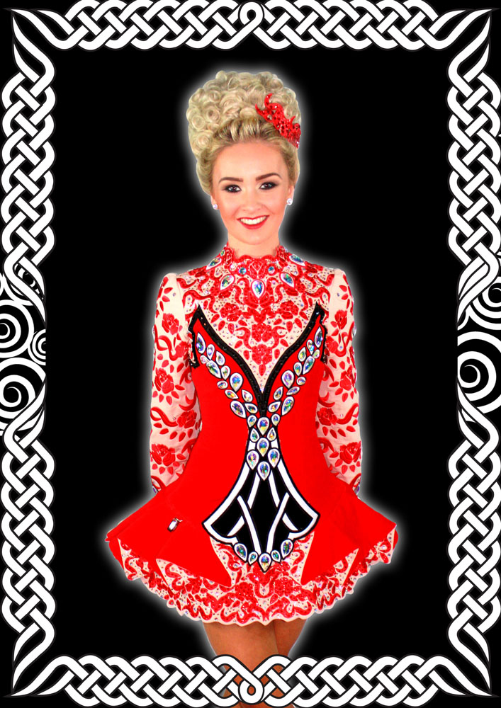Look book 2015 elevation design irish dancing dresses for Elevation dress designs