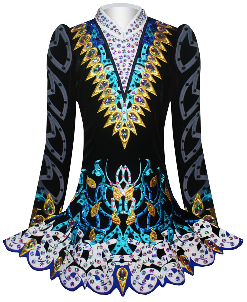 irish dancing dresses elevation design irish dancing ForElevation Dress Designs